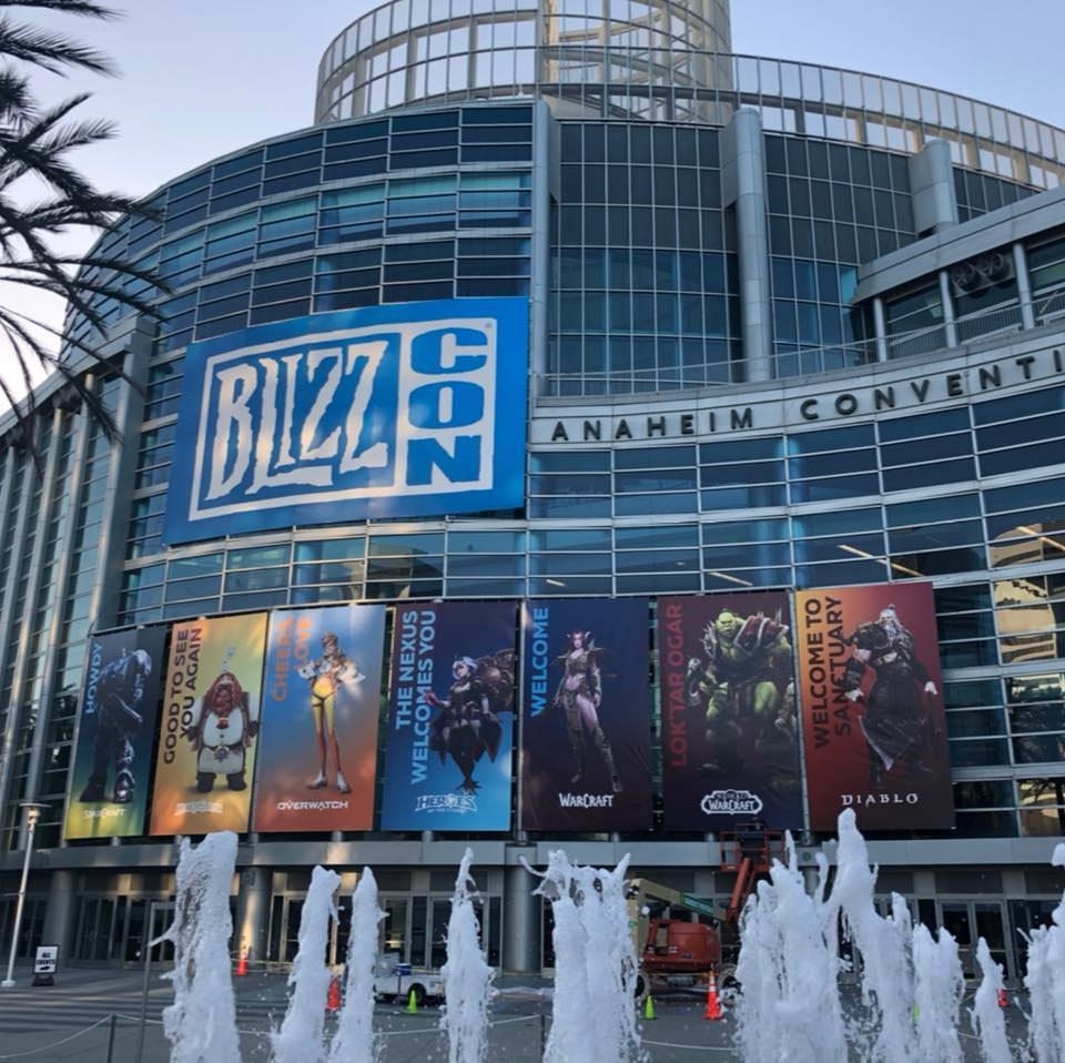 Blizz Con 2019 via Facebook