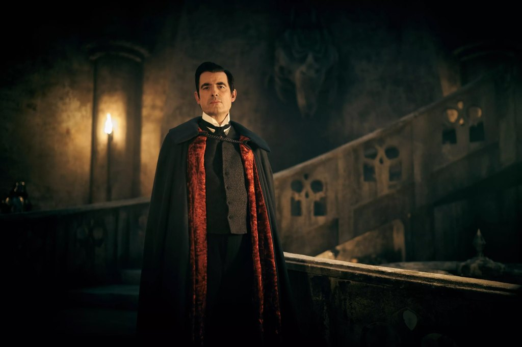 Netflix's Dracula via Facebook
