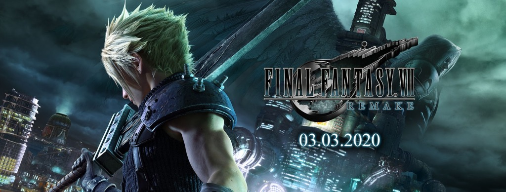 Final Fantasy 7 Remake via Facebook