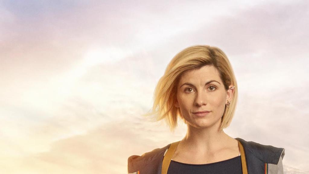 Jodie Whitaker as The Doctor via Facebook