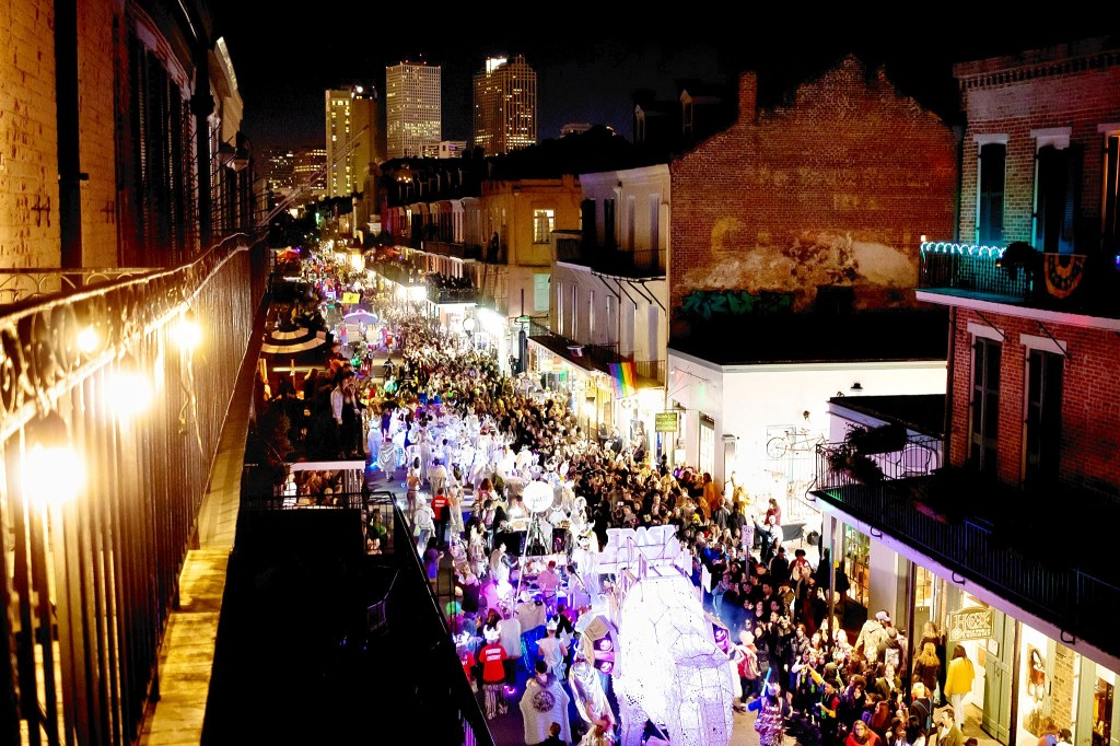 Krewe of Chewbacchus Mardi Gras Parade via Facebook