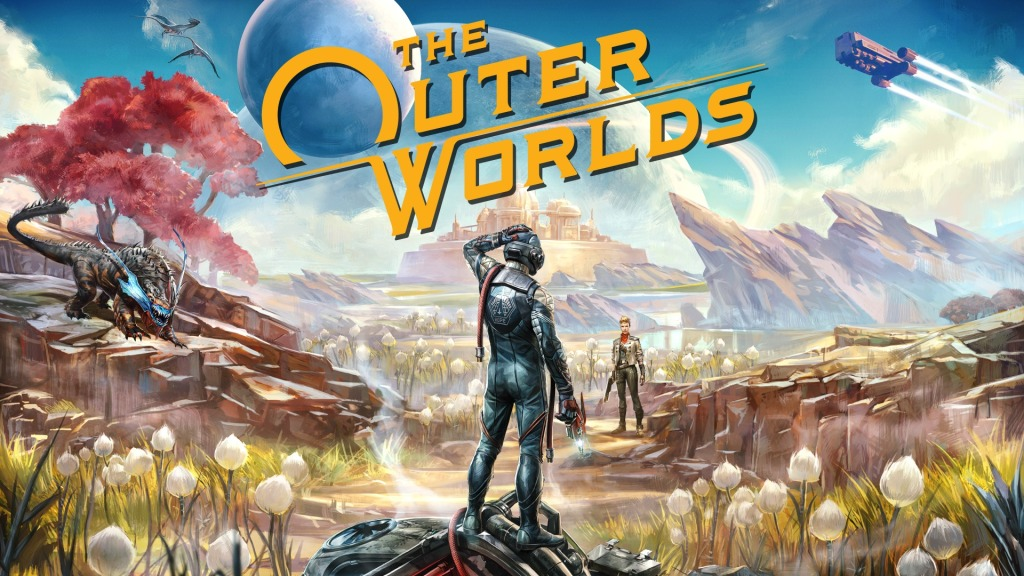 The Outer Worlds via Facebook