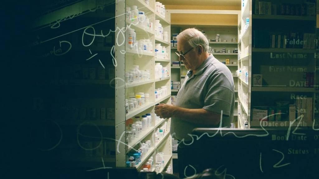 Netflix's The Pharmacist via Facebook