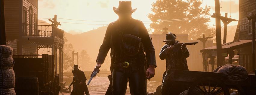 Red Dead Redemption 2 via Facebook